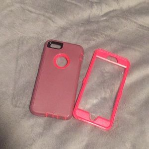 Protective phone case